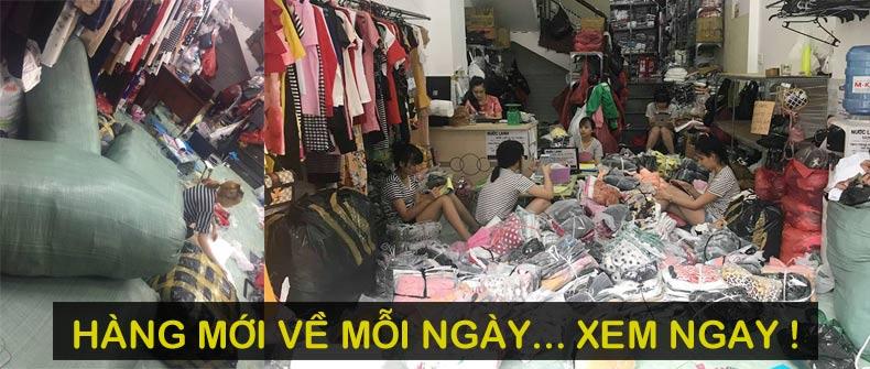 Chuyên Sỉ Váy Đầm RẺ ĐẸP NHÌ Việt Nam