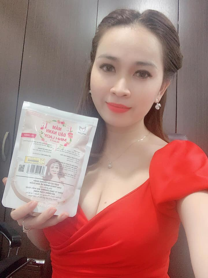 MầmĐậu NànhNguyên Sơ Minh Lady