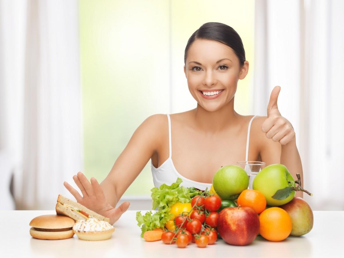 Bí quyết dưỡng trắng da - Xây dựng chế độ ăn uống khoa học
