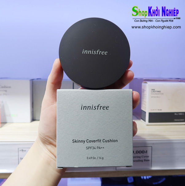 Innisfree Skinny Cover Cushion