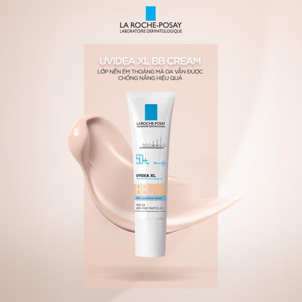 Kem chống nắng La Roche Posay – Uvidea XL BB Cream