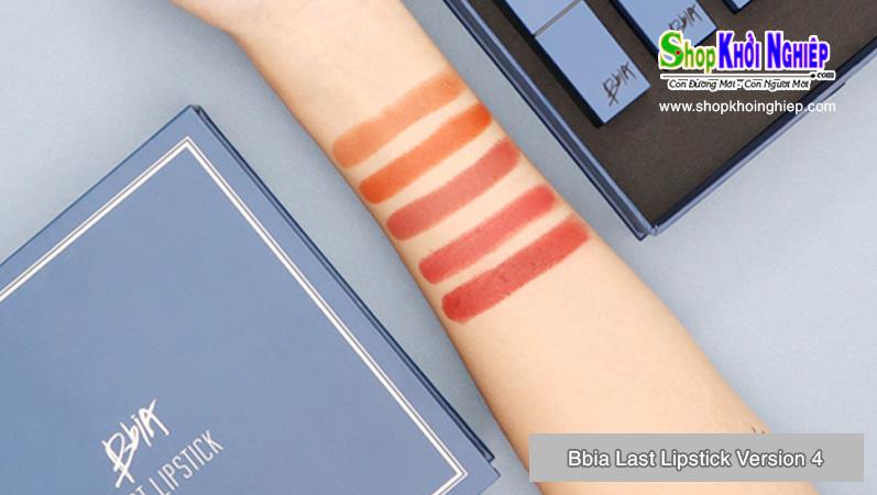 Bbia Last Lipstick Version 4