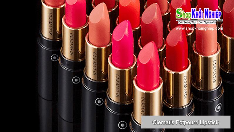 Clematis Potpourri Lipstick