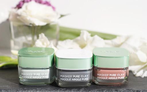 Mặt nạ thải độc L'Oréal Pure Clay Detoxifying
