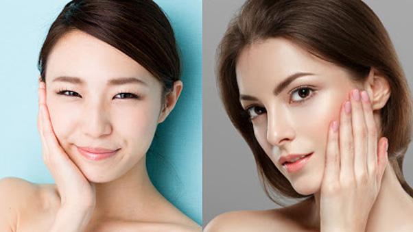 Phụ nữ Việt có thể dùng cả mỹ phẩm châu Âu và mỹ phẩm châu Á