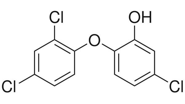 Triclosan - Nhóm chất bảo quản