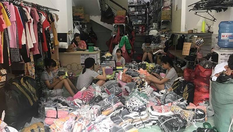 Shop Khởi Nghiệp mối lấy sỉ quần áo uy tín tại TPHCM