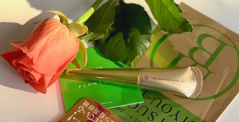 Serum dưỡng lông mi Flow Fushi The Matsuge Biyou-eki Eyelash Eyebrow Growth Essence Gel có giá khoảng 500.000 VNĐ