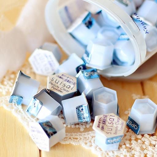 Bột rửa mặt Kanebo Suisai Beauty Clear Powder có giá khoảng 490.000 VND