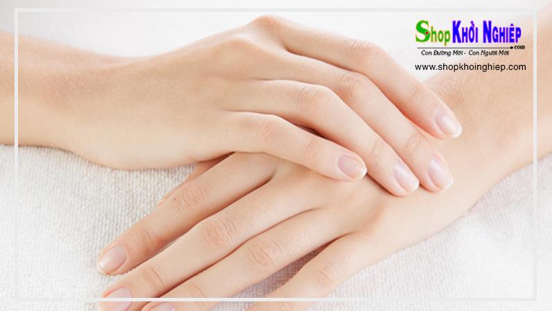Cần quan tâm chăm sóc đôi tay trở nên mềm mại và quyến rũ