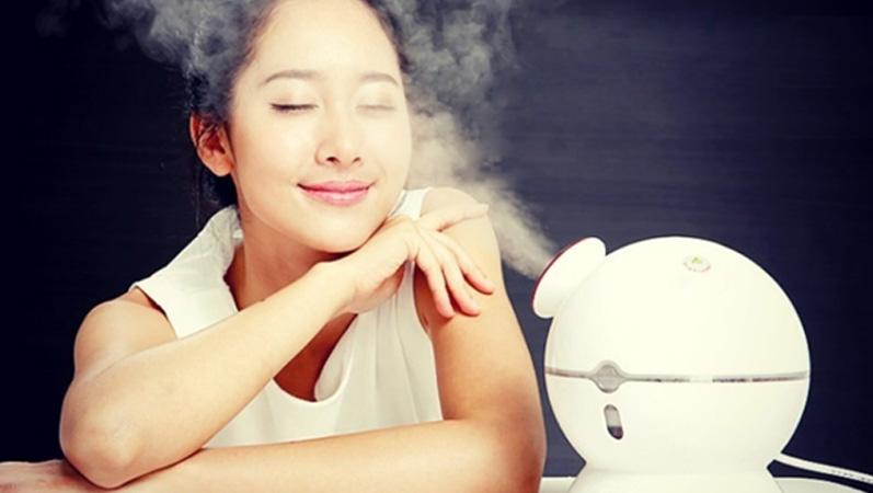 Xông hơi da mặt định kỳ giúp ngăn chặn quá trình hình thành và phát triển của các nốt mụn