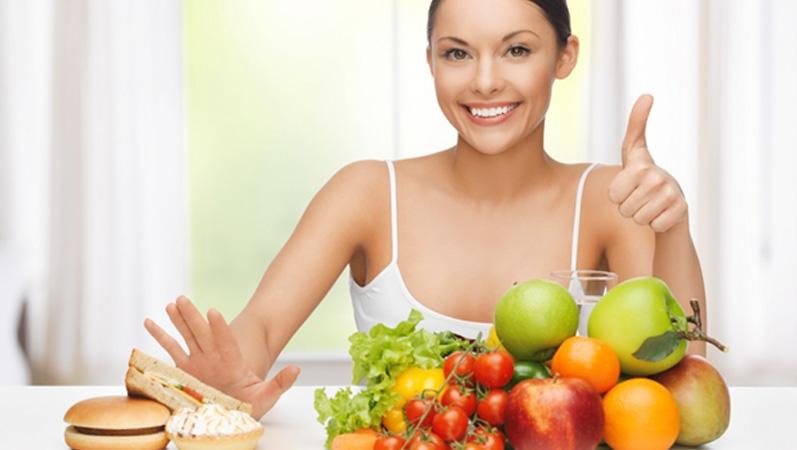 Ăn uống khoa học giúp chăm sóc và nuôi dưỡng làn da khỏe đẹp từ sâu bên trong