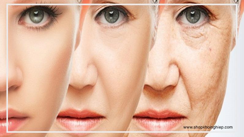 Thiết bị điện tử góp phần đẩy nhanh tiến trình lão hóa da