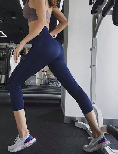 Quần tập gym nữ tại Chi Sport