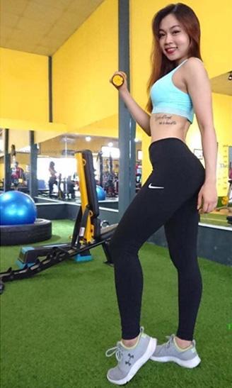 Quần tập gym nữ tại Thế giới đồ tập
