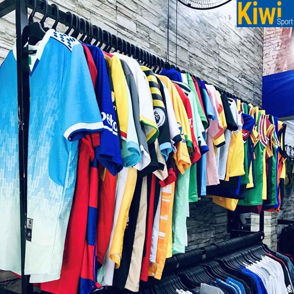 Đồ thể thao chính hãng tại cửa hàng Kiwi Sports