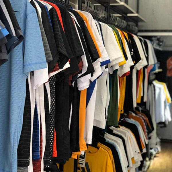 Shop bán đồ thể thao Đà Nẵng All in Outlet