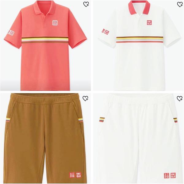 Top quần áo thể thao Uniqlo đẹp tại Gao Store