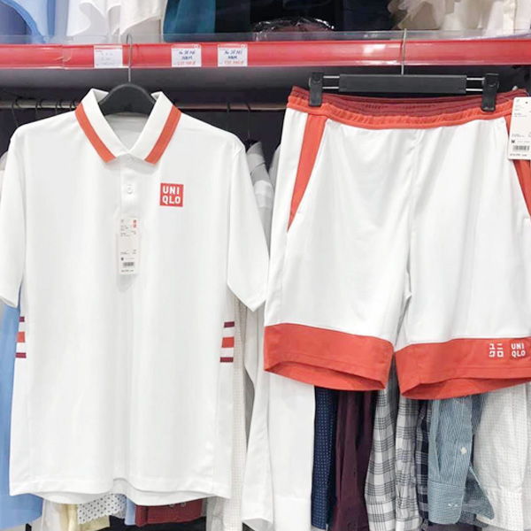 Top quần áo thể thao Uniqlo đẹp tại Hubi