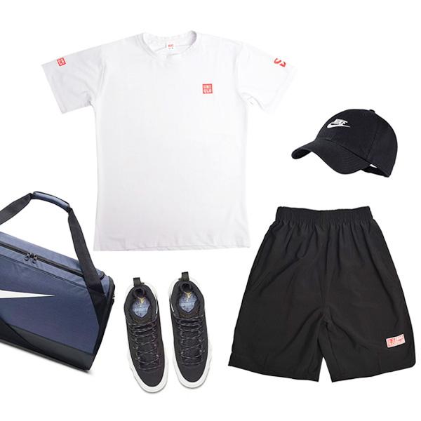 Top quần áo thể thao Uniqlo đẹp tại Siêu chợ Đen Đỏ