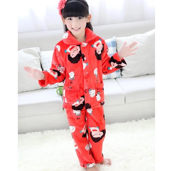 Còn ngần ngại gì mà không nhanh chóng sở hữu cho bé gái nhà bạn vài bộ pijama cực đẹp