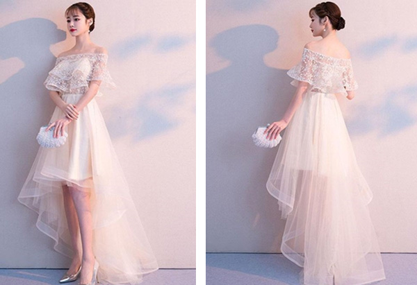 Bạn sẽ thật nổi bật khi diện những bộ đầm nhẹ nhàng và cuốn hút kiểu công chúa