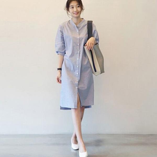 Đầm suông cách điệu tạo duyên dáng không quên đem đến sự thoải mái cho người mặc