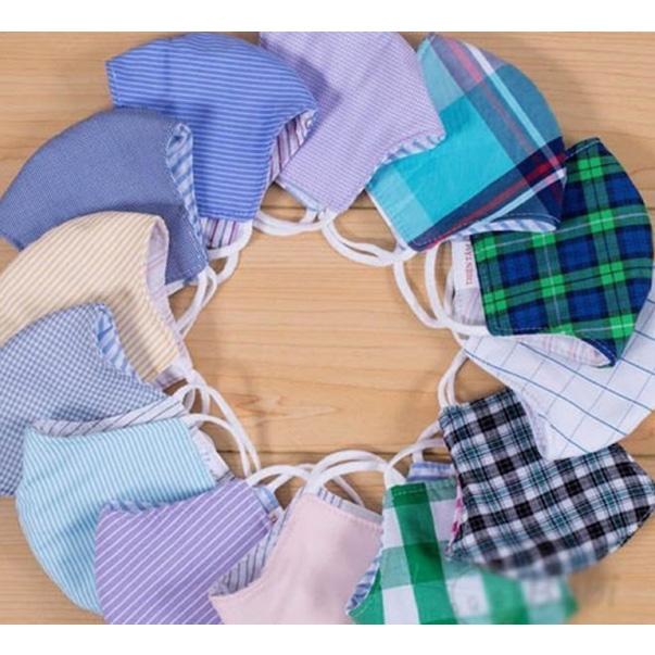 Khẩu trang vải mịn không bám dính, chống bụi tốt, mang mát, thoáng khí, khả năng ngăn chặn 99% bụi bẩn phát tán trong không khí, lớp bảo vệ này có thể hỗ trợ nhiều cho bảo vệ sức khỏe, giá vô cùng mềm