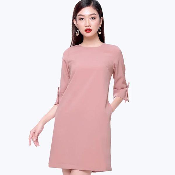 Váy suông luôn nhẹ nhàng và mềm mại