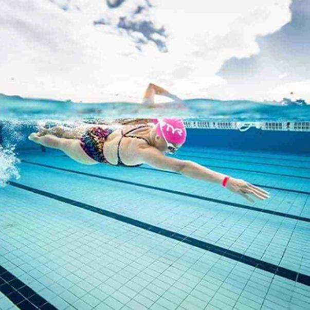 Làm sao để bơi tốt trong các cuộc thi?
