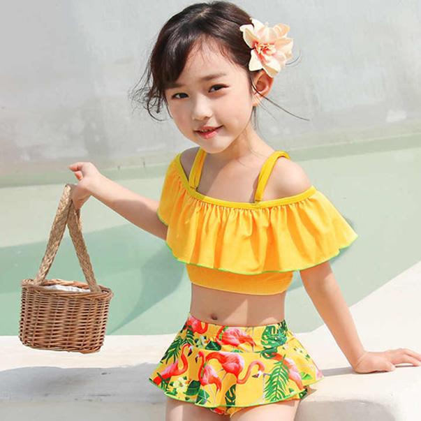 Các thiết kế váy đi biển bé gái cực kỳ đáng yêu