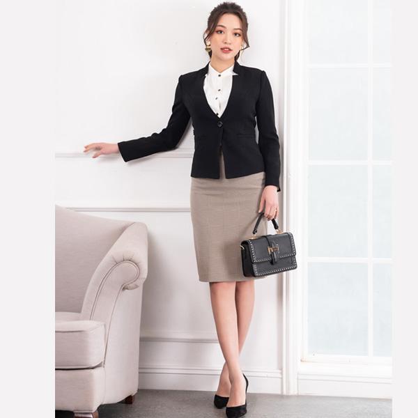 Những bộ vest thời trang Hàn Quốc nữ công sở đang được săn đón