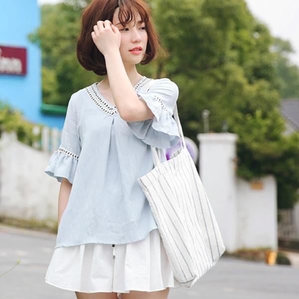 Xu hướng thời trang nữ Hàn Quốc 2021 trẻ trung, năng động