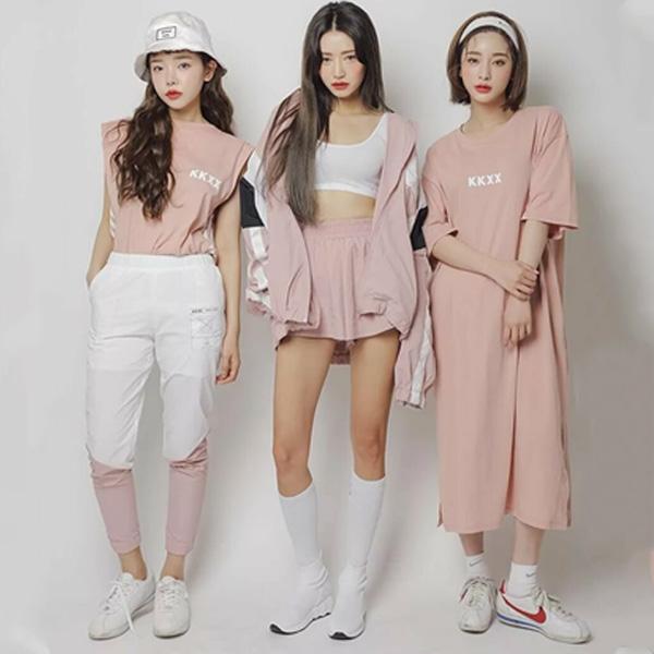 Thời trang Hàn Quốc nữ đa phong cách